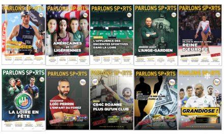 Parlons Sports Magazine : Votez pour votre Une préférée en 2019