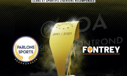 Trophées Parlons Sports/Fontrey 2019 : Les premières précisions