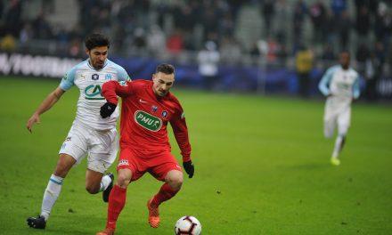 Le 6 janvier 2019… Andrézieux-Bouthéon renversait l'OM en Coupe de France
