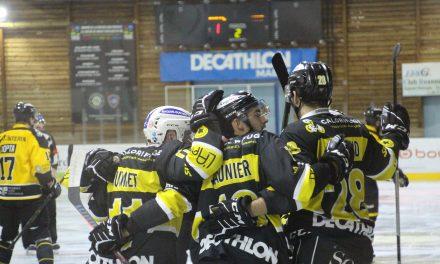 Le Roanne Hockey, vainqueur au bout du suspense !