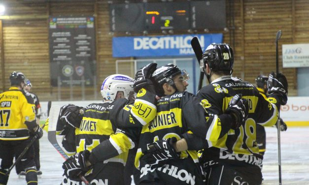 Le Roanne Hockey a tout d'un grand