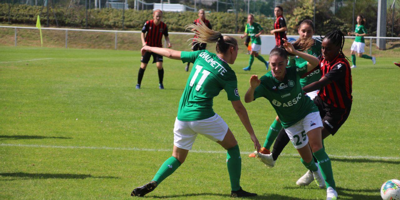 D2 : Les Vertes in-extremis à Evian !