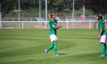 Freinées par Nancy, les Vertes jouent une première finale dimanche
