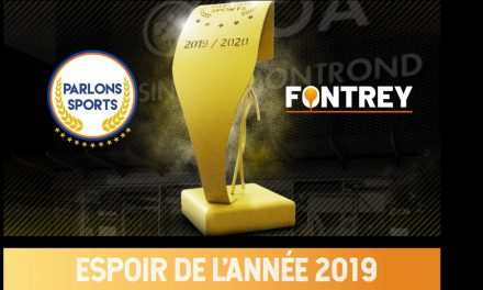 """Trophées Parlons Sports/Fontrey 2019 : Découvrez les nommés dans la catégorie """"Espoir de l'année"""""""