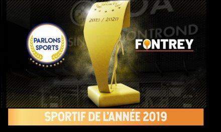 """Trophées Parlons Sports/Fontrey 2019 : Découvrez les nommés pour la catégorie """"Sportif de l'année"""""""