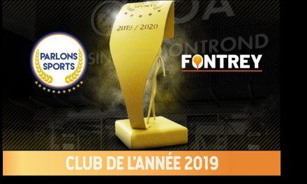 """Trophées Parlons Sports/Fontrey 2019 : Découvrez les nommés dans la catégorie """"Club de l'année"""""""