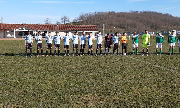 L'Olympique Est Roannais gagne (encore) le derby !