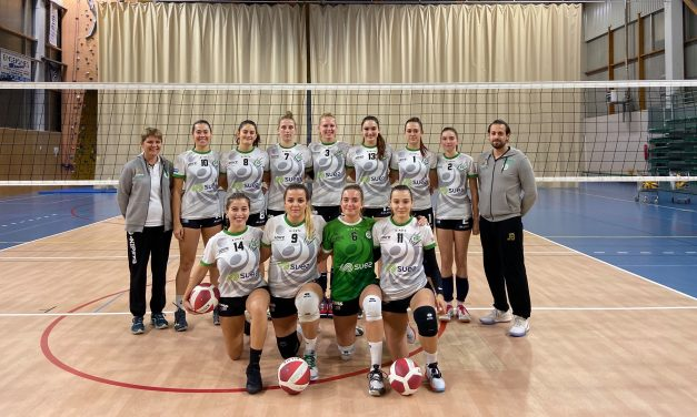 Volleyball : Saint-Chamond promu en Elite !