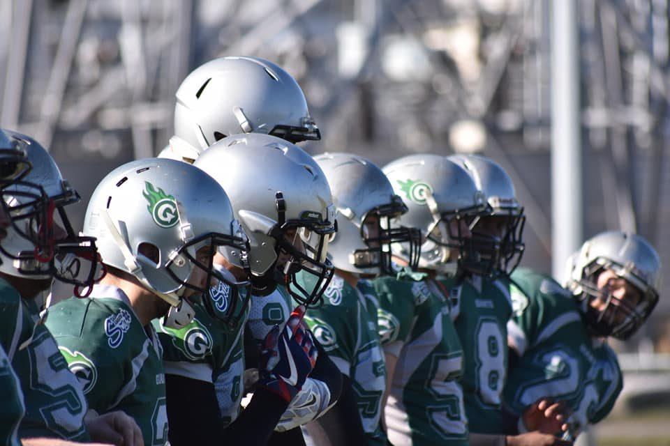 Football Américain : Les Giants de Saint-Etienne font leur rentrée ce week-end