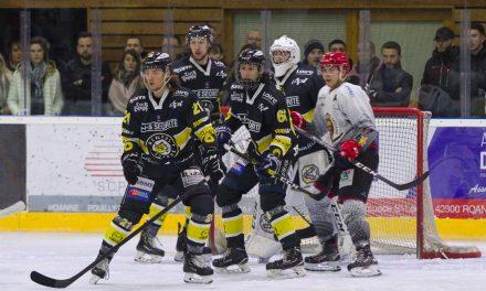 L'avenir s'éclaircit pour le Roanne Hockey en Division 2