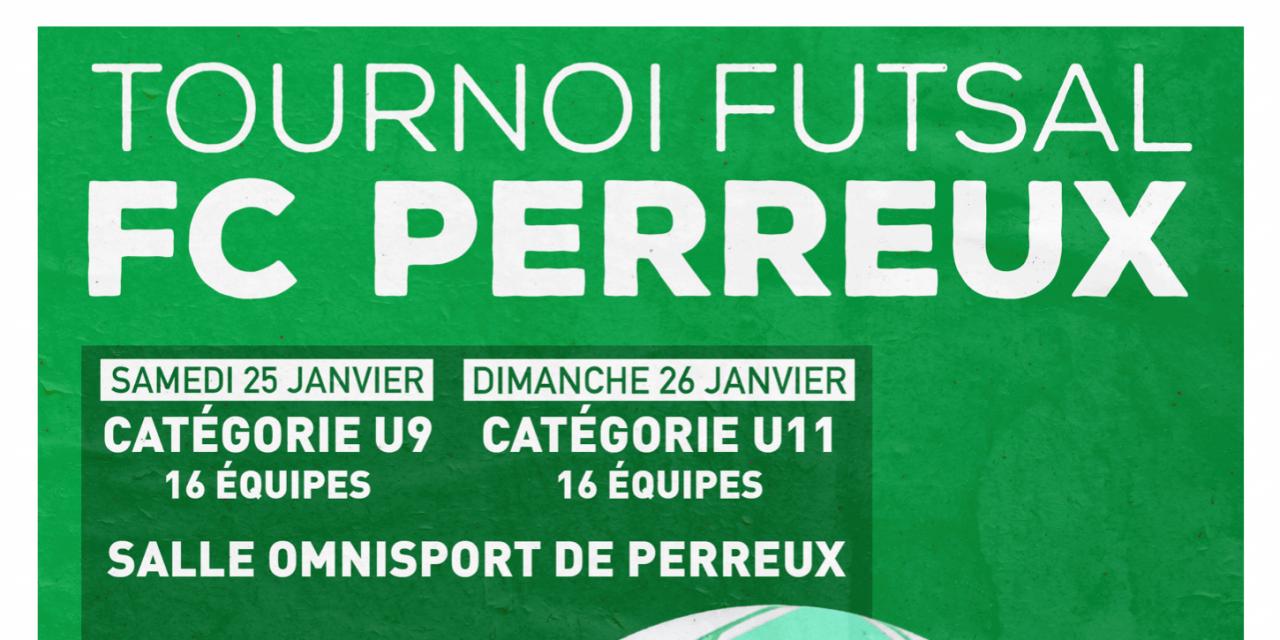 Le FC Perreux lance son tournoi de jeunes