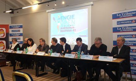 Engie Open : Océane Dodin sera présente à Andrézieux-Bouthéon