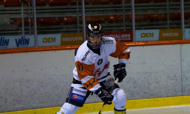 En s'inclinant à Annecy, le Roanne Hockey se fait peur