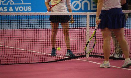Finale inédite aujourd'hui à l'Engie Open d'Andrézieux