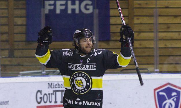 """Mathieu Touveron (Roanne Hockey) : """"Les playoffs de 2019 ont décomplexé tout le monde"""""""