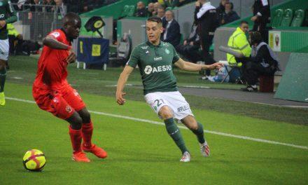 L'AS Saint-Etienne pourrait recevoir en demi-finale de Coupe de France