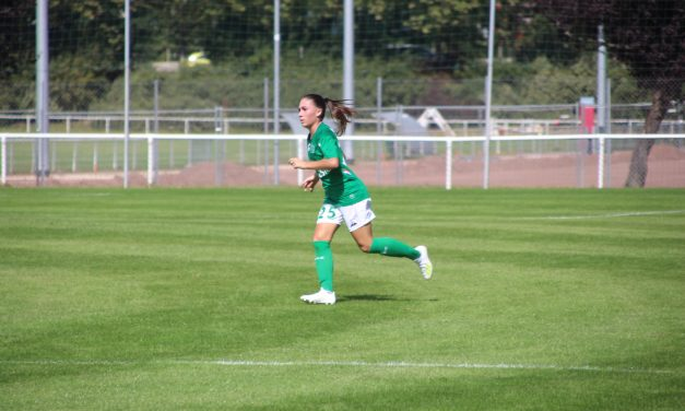 Éliminées de la Coupe de France, les Vertes doivent viser la montée en D1
