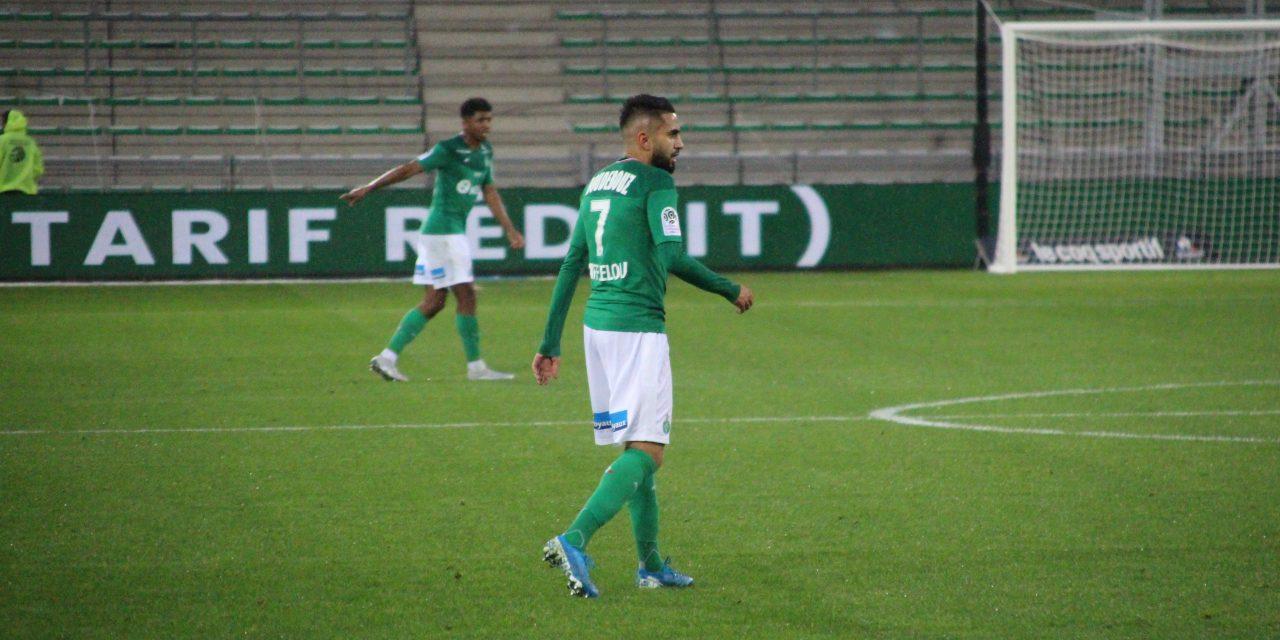 Ligue 1 : Saint-Etienne impuissant devant Nantes