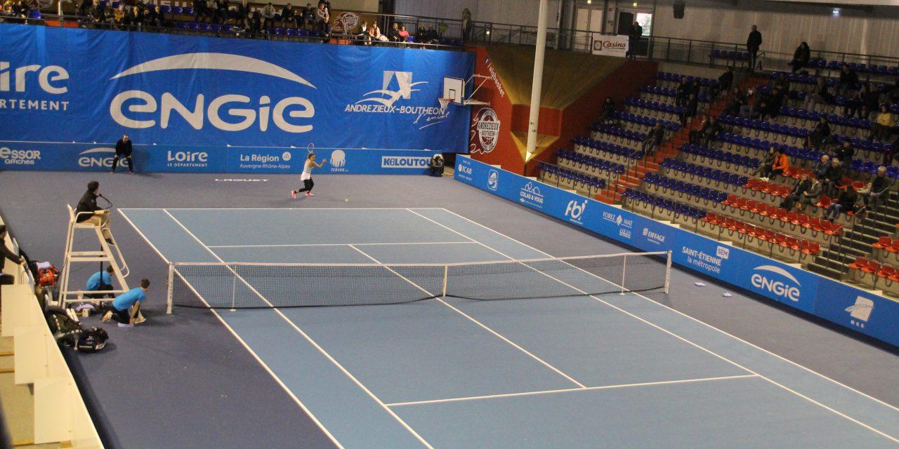 Engie Open Andrézieux-Bouthéon : Cinq françaises en finale des qualifications