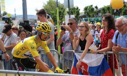 Le 13 juillet 2019… Alaphilippe récupérait le maillot jaune chez les Verts