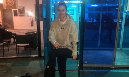 Alix Duchet, une (jeune) carrière pas épargnée par les blessures
