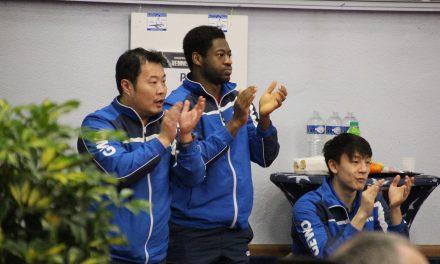 Un pongiste du LNTT qualifié pour les Jeux Olympiques de Tokyo