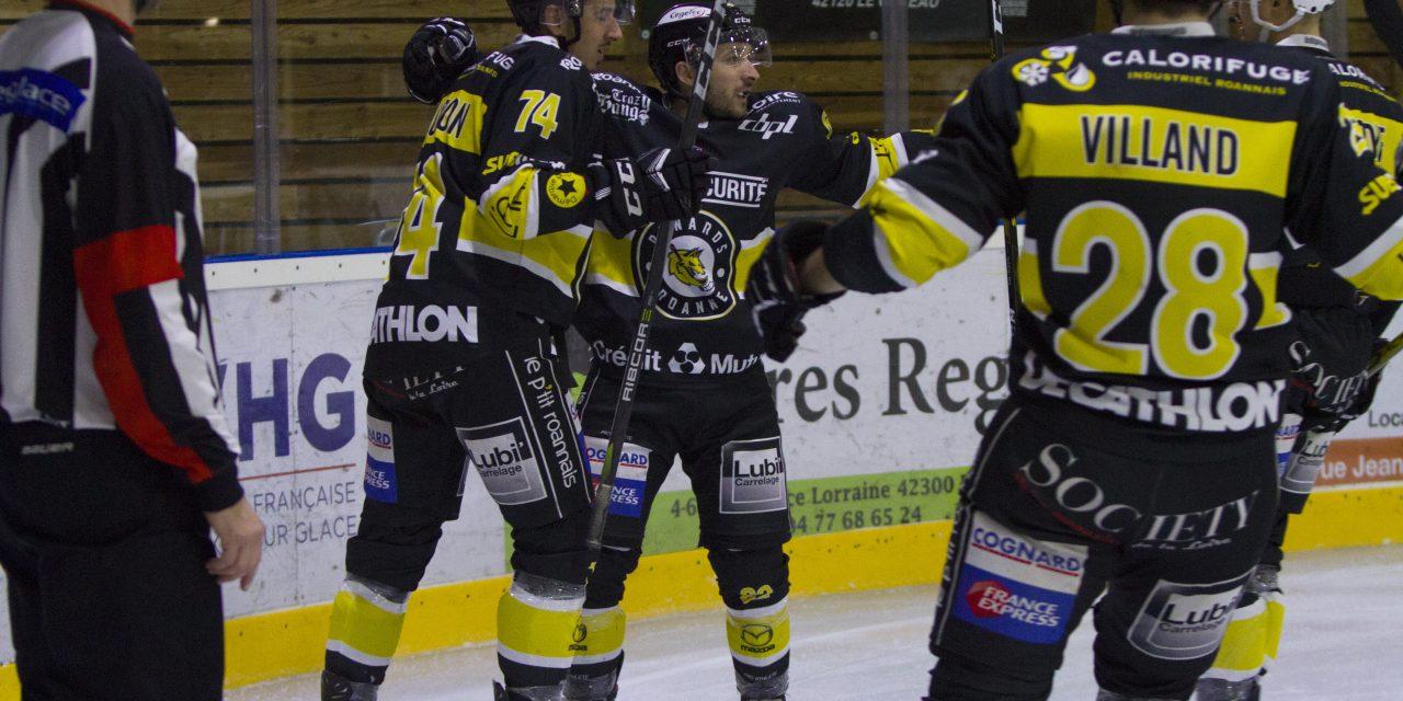 Dossier : Roanne Hockey, objectif lune !