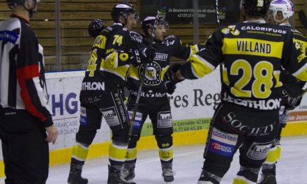 Le Roanne Hockey va bien candidater pour une montée en D1
