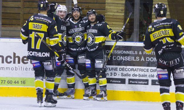 Le Roanne Hockey annonce deux nouvelles recrues