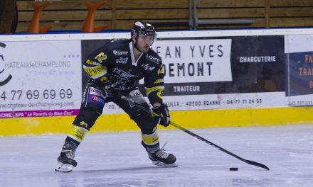 Le Roanne Hockey en quête d'un nouvel exploit