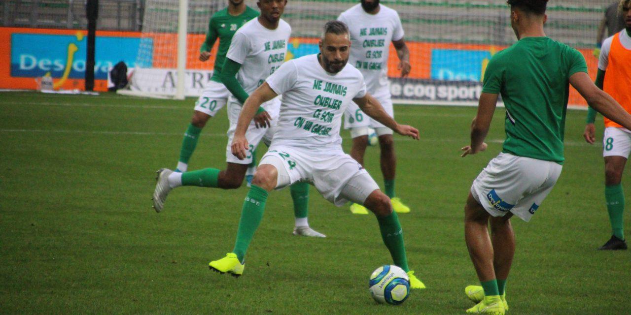 Perrin, Youssouf, Coupe de France : Les dernières infos sur les Verts