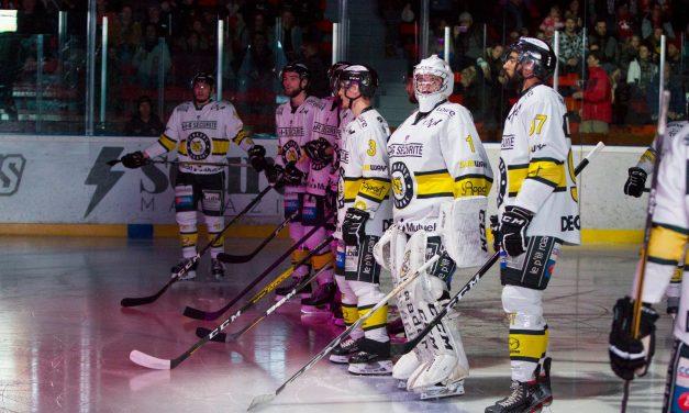 Le Roanne Hockey sollicité pour une éventuelle montée en D1