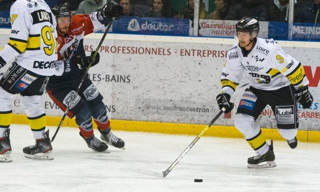 Le Roanne Hockey prolonge l'un de ses cadres