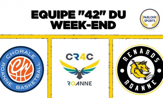 """[VOTE] DÉSIGNEZ """"L'EQUIPE 42"""" DU WEEK-END"""