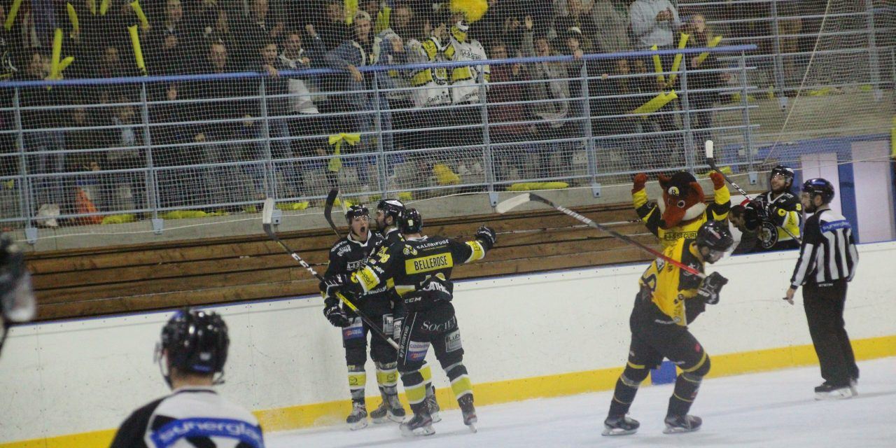 Roanne Hockey, puissance 9 !