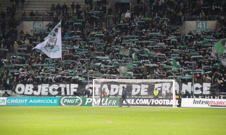 Pour les Verts, objectif Stade de France !