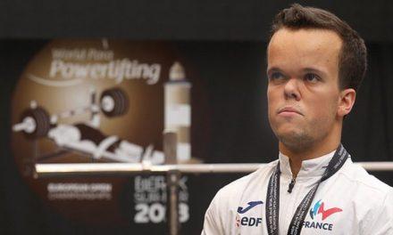 [Portrait] Axel Bourlon, un rêve olympique