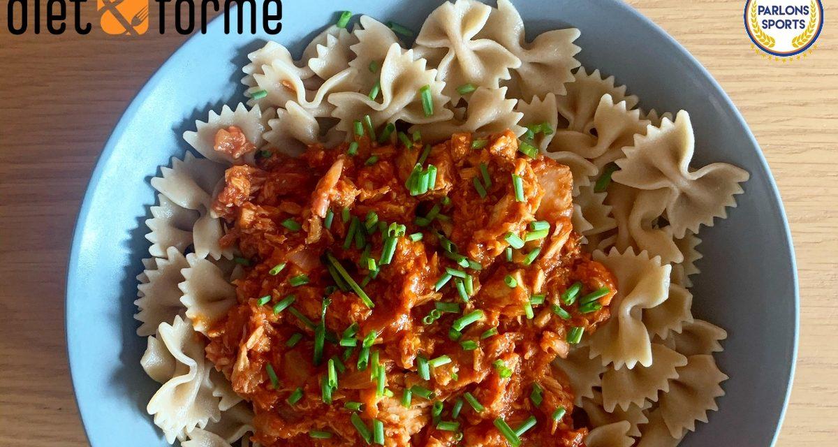 Recette confinement (1/6) : Dégustez les pâtes thon/tomates