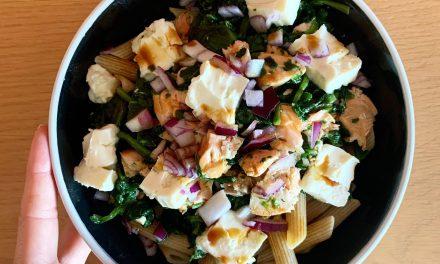 Une recette haute en couleurs pour le repas