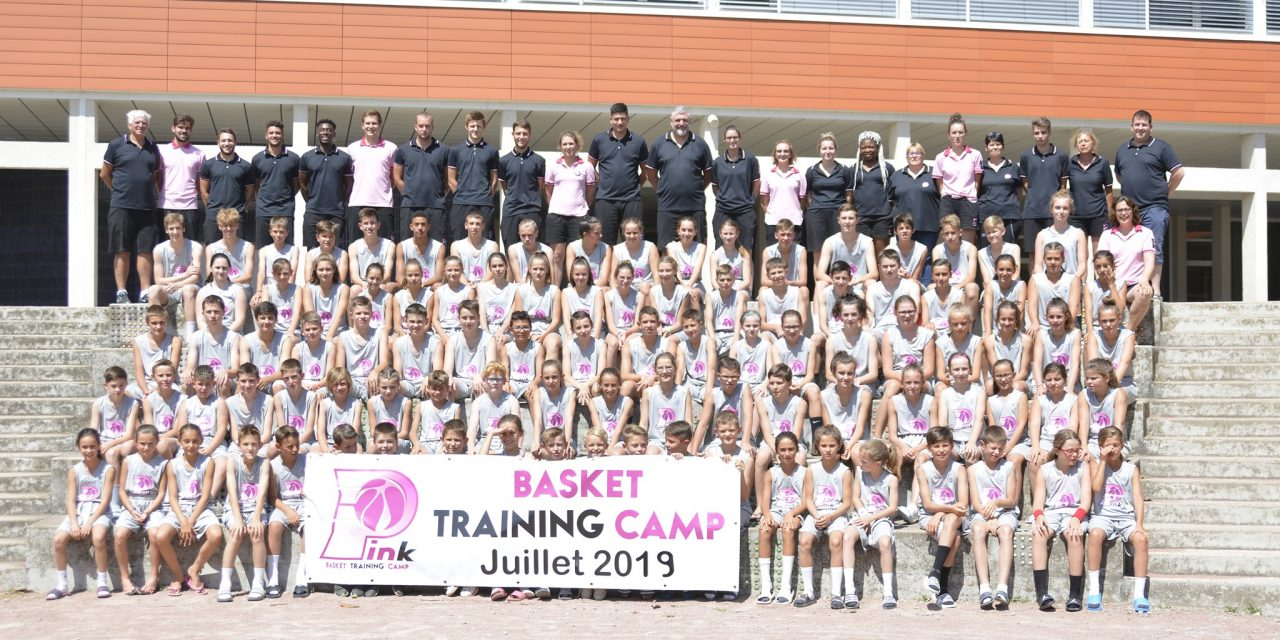 Le Pink Basket Training Camp annule son édition 2020