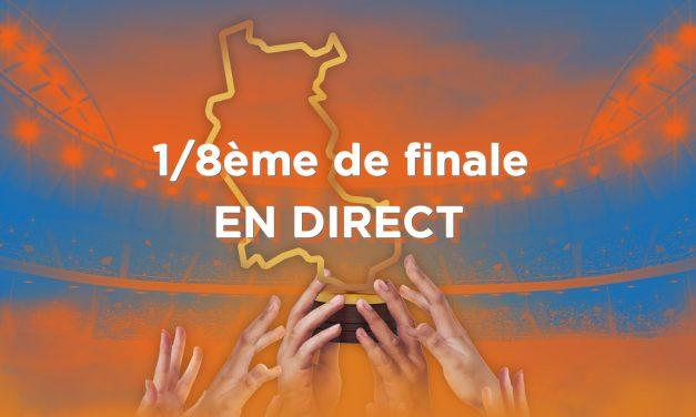 [EN DIRECT] Votez pour les huitièmes de finale de la Coupe des Clubs de la Loire