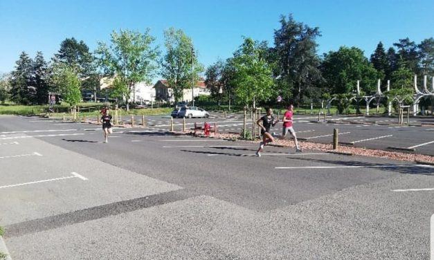 Le Club Athlétique du Roannais a repris les entraînements