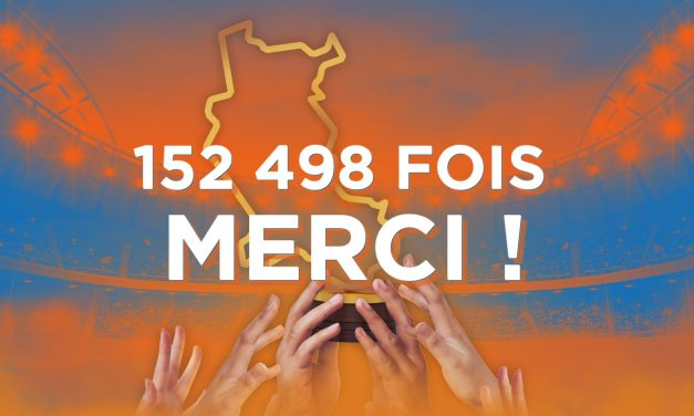 152 498 fois MERCI !