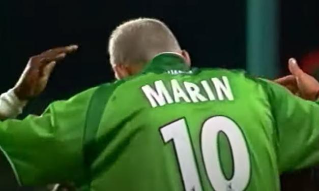 Le jour où… Nicolas Marin étouffait l'AJ Auxerre à Geoffroy-Guichard