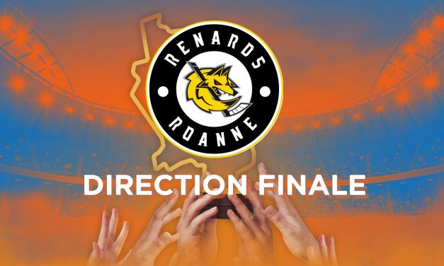 Coupe des Clubs de la Loire : Après un match fou, le Roanne Hockey se qualifie pour la finale
