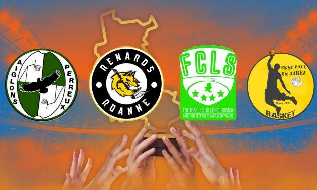 Coupe des Clubs de la Loire : Demi-finalistes, qui êtes-vous ?