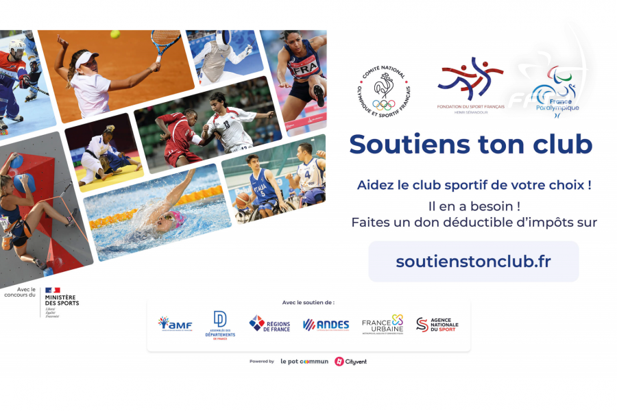 Soutenez les clubs sportifs de la Loire !