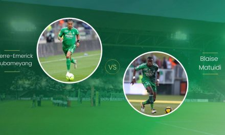 """Meilleur """"Vert"""" des années 2000 : Blaise Matuidi face à Pierre-Emerick Aubameyang"""
