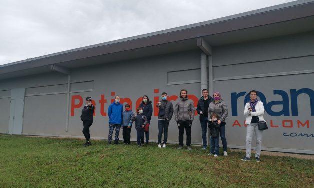 Une dizaine d'internautes de Parlons Sports Loire ont reçu leur palet