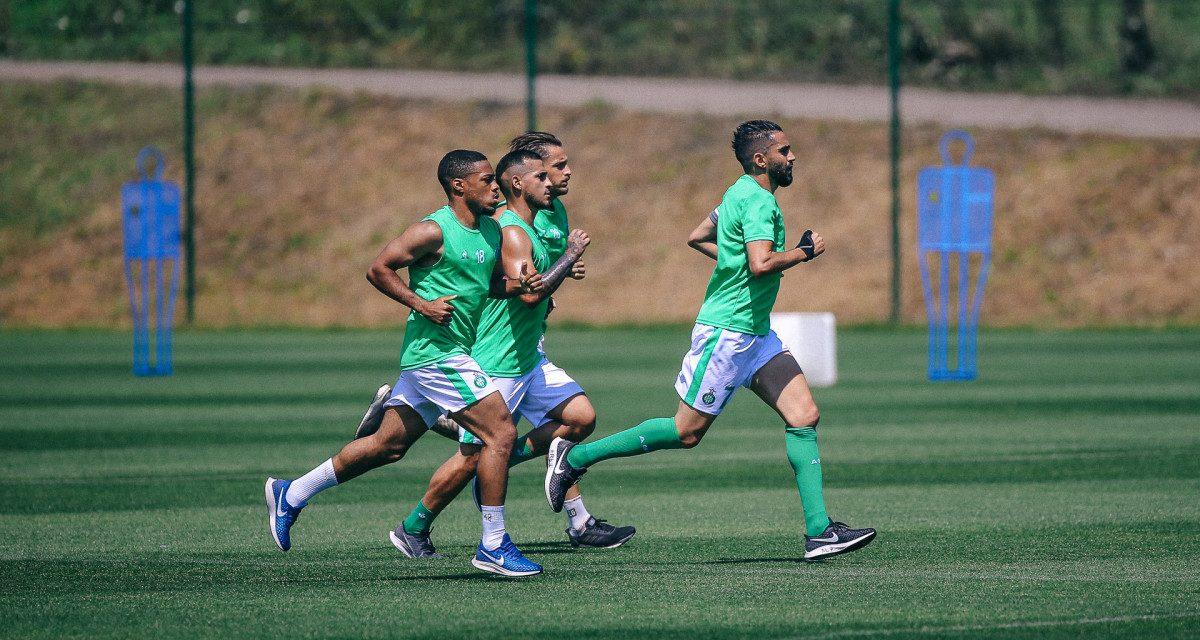 ASSE : 3 matchs amicaux programmés pour les Verts
